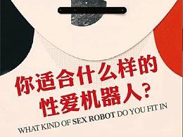 你适合什么样的性爱机器人