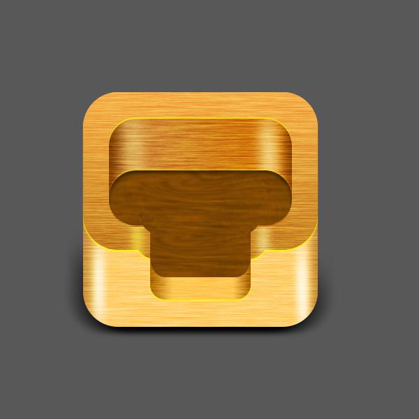 木质盒子|ui|图标|回响 - 原创作品 - 站酷 (zcool)