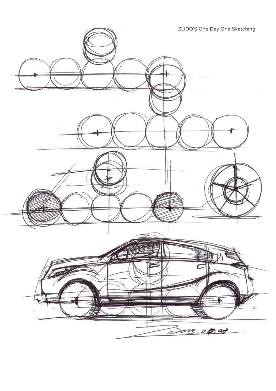 产品手绘,设计的精妙之处