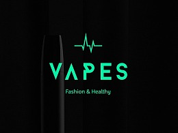 电子产品Si设计 | 专卖店设计 | VAPES