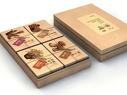 茶言-汤谱-包装设计