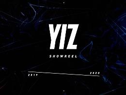 2019-2020 showreel 一只·YIZ年度作品集