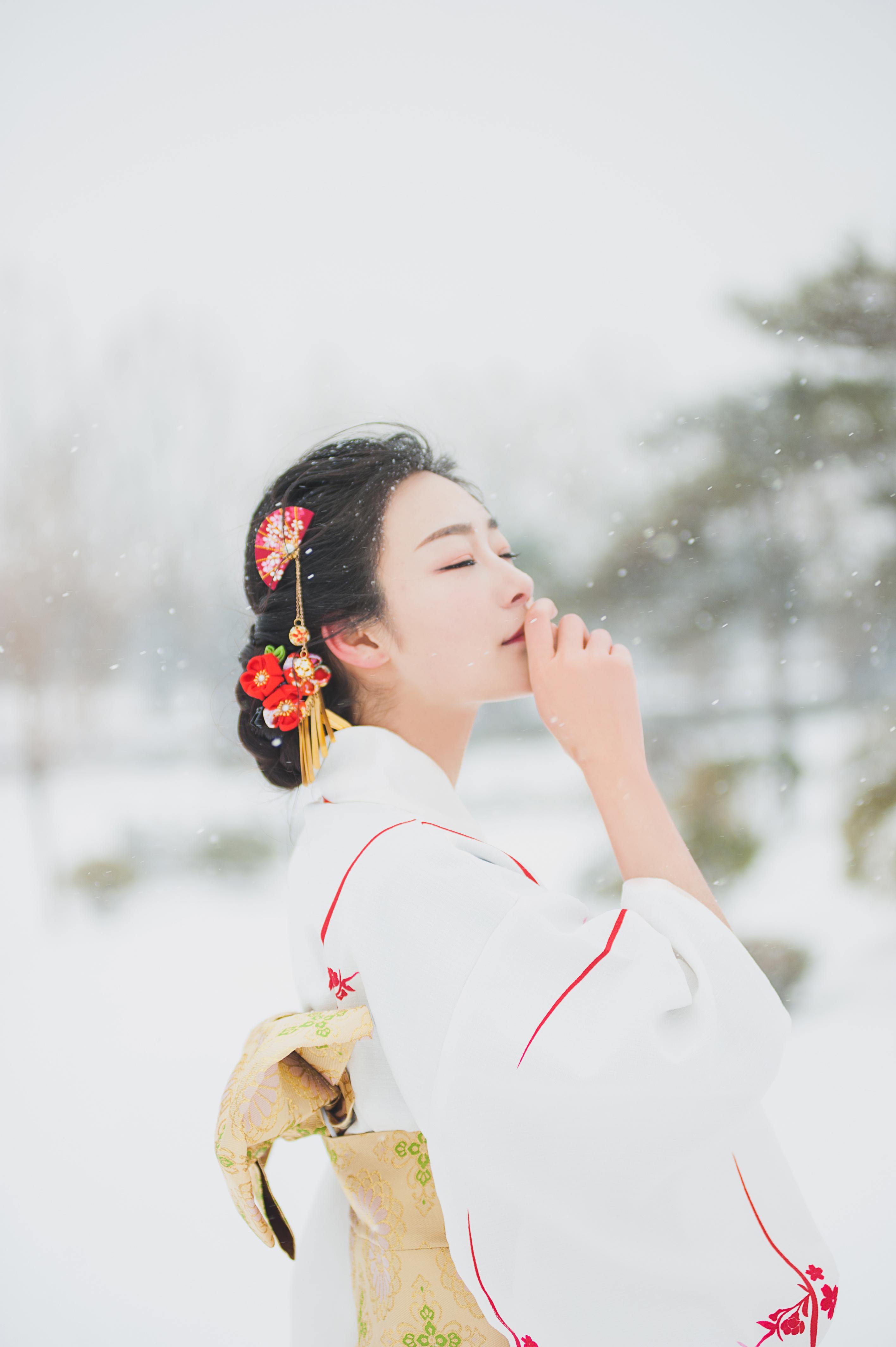 雪女 舞倾城曲谱