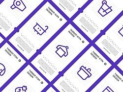 Tabbar图标设计100 - 附源文件