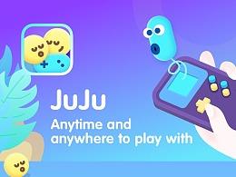 JUJU | 聚聚,即时小游戏互动社交APP