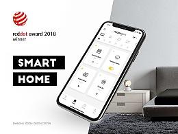 红点获奖作品 — Moorgen Smart Home