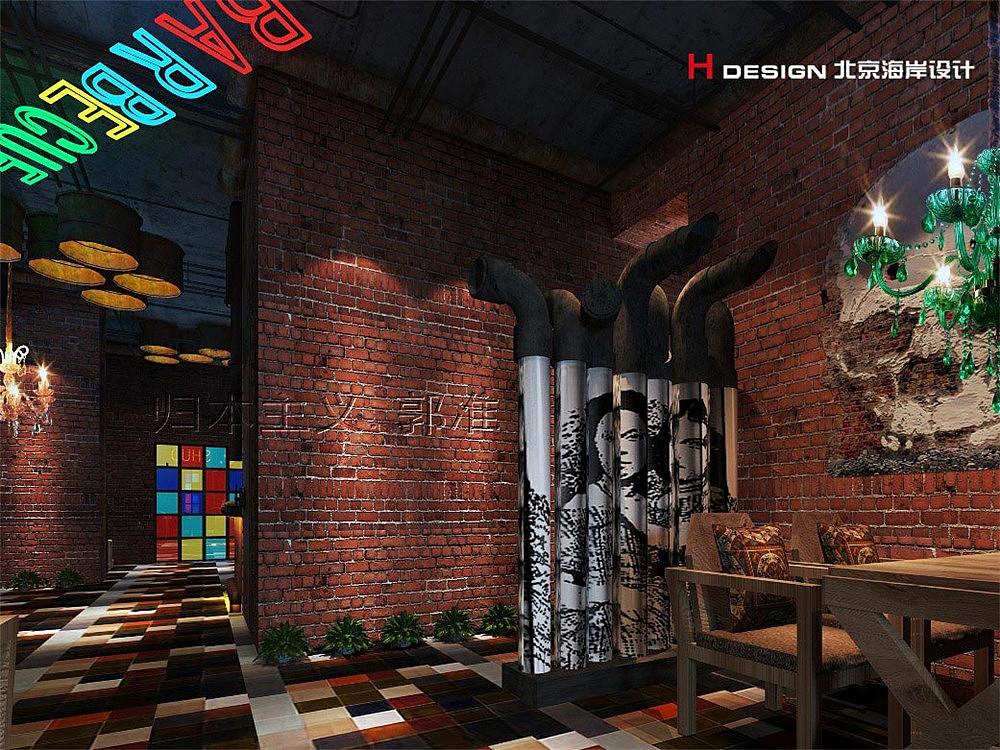 黑龙江牡丹江粟氏道路文本v道路案例|空间|室内设计深圳餐饮景观设计天府图片