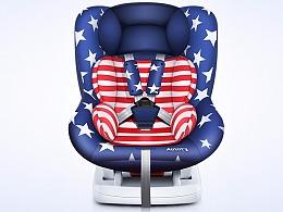 安全座椅修图