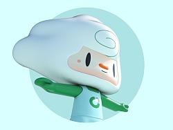 AstroKid MascotPro-中国人寿吉祥物设计