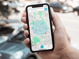 """【UI&UX案例分析】解密停车App(Pazi)的""""前世今生"""""""