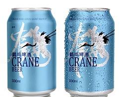 瑞鹤青绿-啤酒包装的新想法