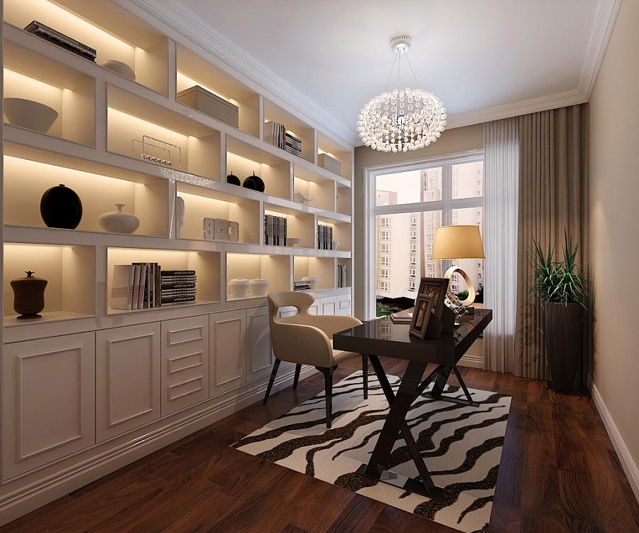 0-简欧风格-金舍装饰-石家庄绘制|室内设计|空怎么用spss装修散点图图片