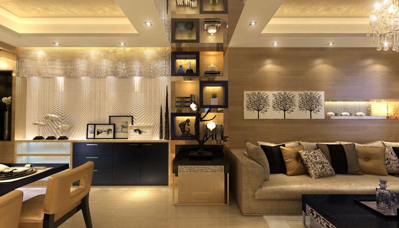 港式设计|室内设计|空间|yang55974 - 原创设计作品图片