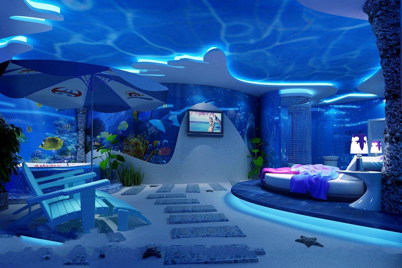 海洋主题酒店设计图片