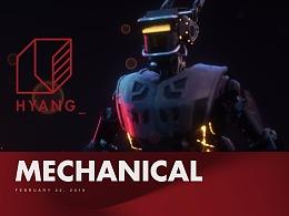 《Future machinery》未来机械——材质测试