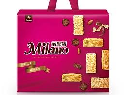 蜜蘭諾Milano 三款新年伴手禮
