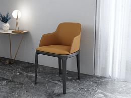 后现代餐桌椅
