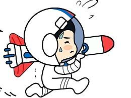 """小太""""画""""航天---酒泉卫星发射中心"""