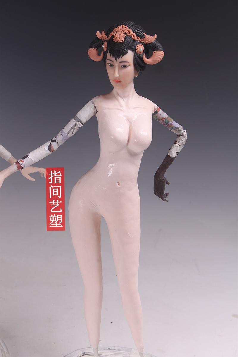 查看《贺加贵面塑软陶》原图,原图尺寸:800x1200