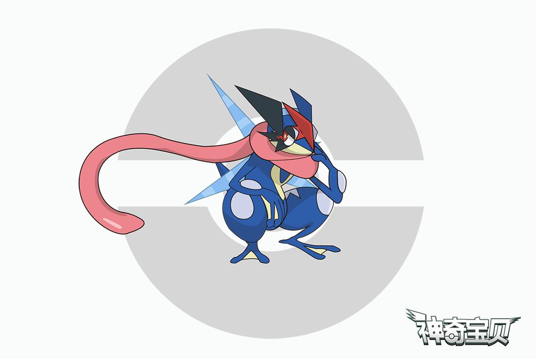 鼠绘神奇宝贝