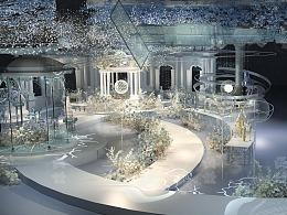 函数 3D作品  - 恬静的法式花园