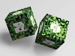 茶叶面膜包装设计
