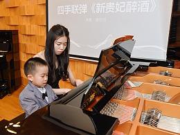 儿童钢琴/活动摄影