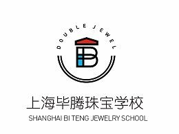 logo设计 珠宝培训logo设计标志设计 平面设计机构学校