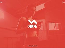 「SHAPE」- 专业移动健身教练