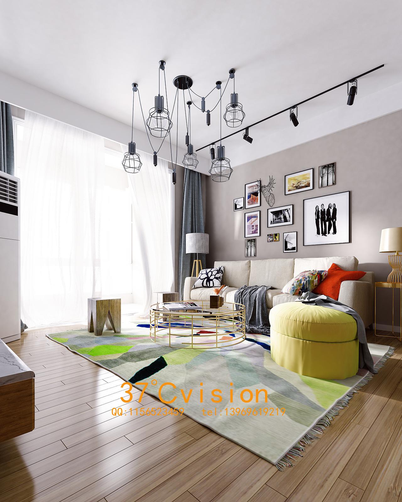 室内|三维|建筑/空间|d37vision - 原创作品 - 站酷