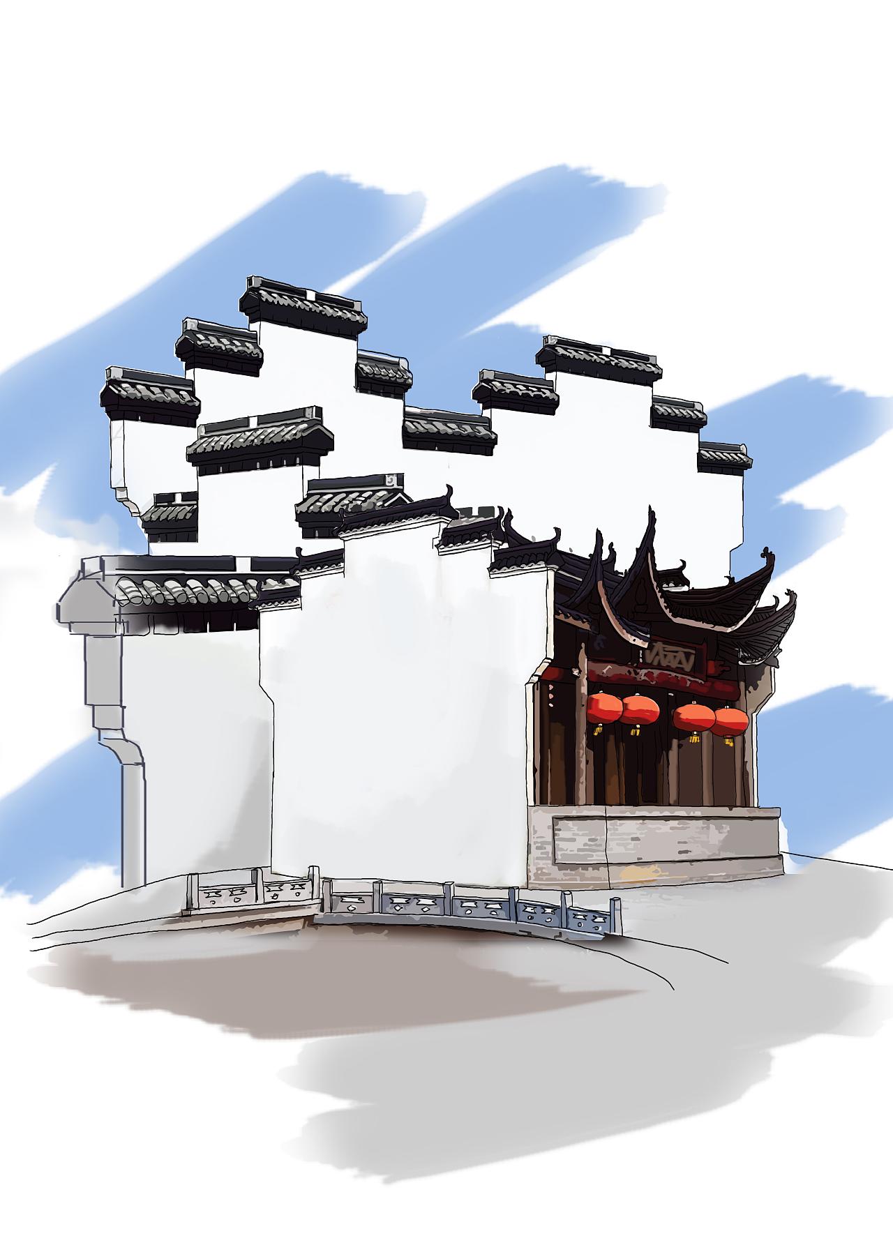 34省标志建筑物——第1批