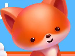小狐狸页面
