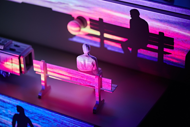 好视频粉刺刷片季|腾讯夏日x不是美术馆挤国外口味重视频时光图片