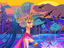 印尼爪哇岛燕窝包装插图