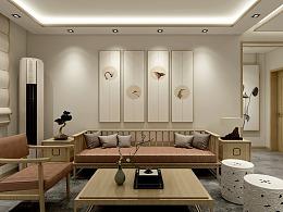 中式住宅空间