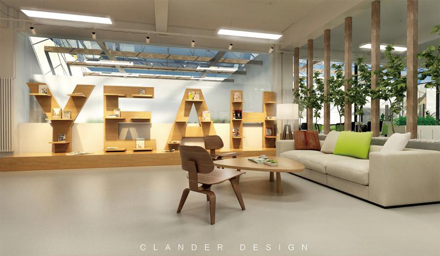 农创联盟众创主题|室内设计|空间/建筑|云道D酒馆空间设计图图片