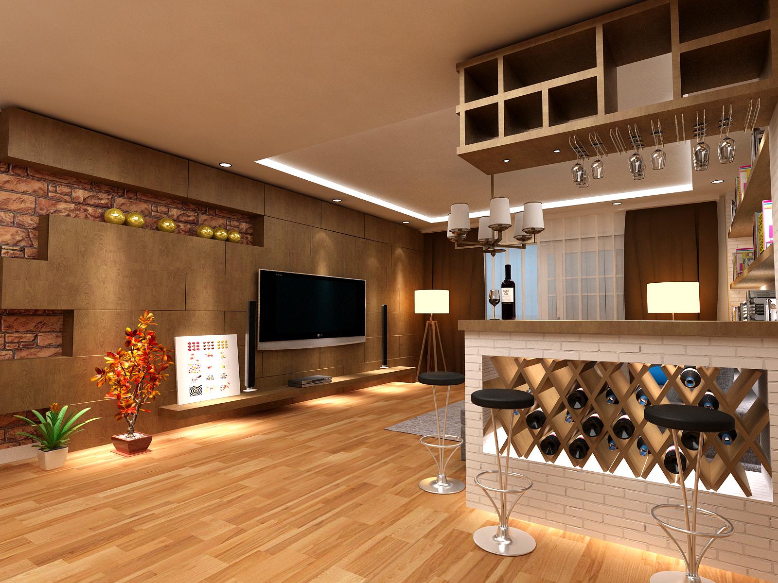 北欧风格|空间|室内设计|escapetomato - 原创作品