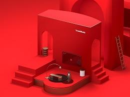 风尚传媒——品牌形象   网页设计