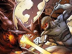 无限迷航第五话:黑武士的现身
