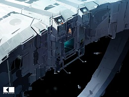 空间站-归航