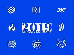 2019 作品总结|LOGO