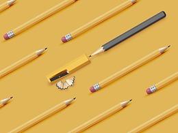 卷笔帽 Sharpcap——铅笔伴侣,形影不离~