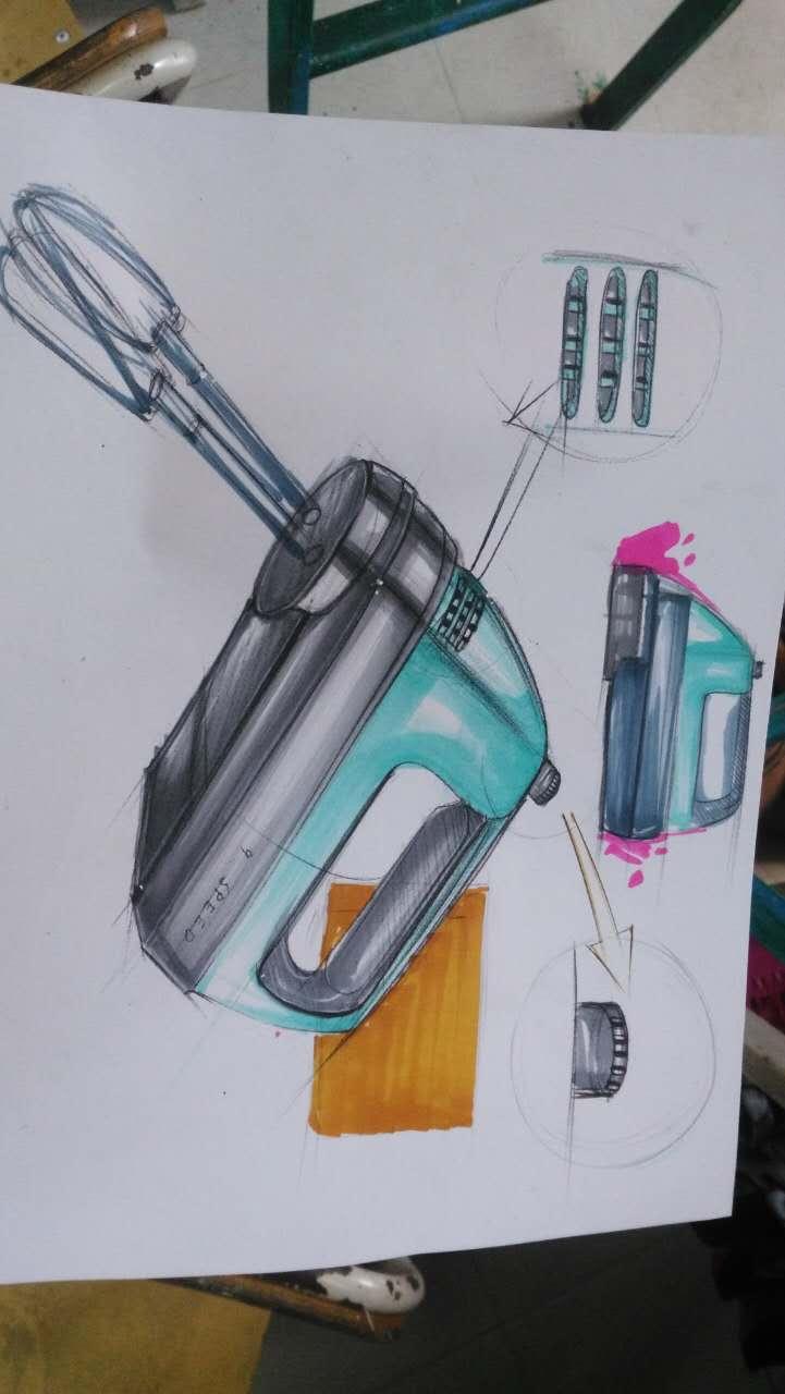 产品手绘|工业/产品|其他工业/产品|享设计 - 原创