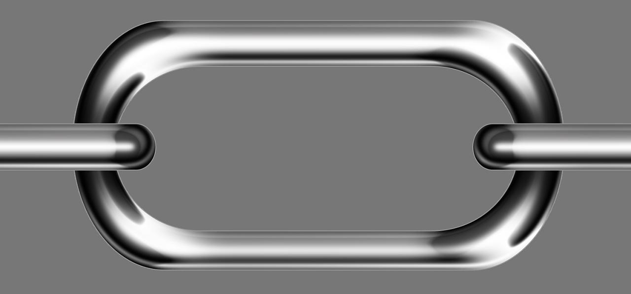 不锈钢铁链图片