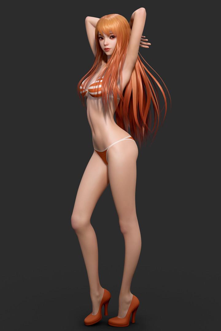 查看《 日韩风魅力角色《暗黑天使奥利维亚》》原图,原图尺寸:720x1080