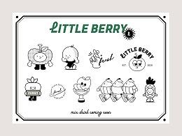 SHANTI × 水果系列 | LITTLE BERRY