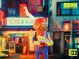 SankToys可动人偶  触发光年的羁绊