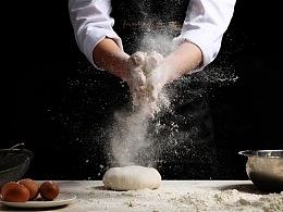 软欧包制作摄影 美食摄影 面包拍摄 上海魔摄视觉