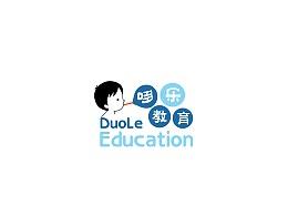哆乐教育logo设计
