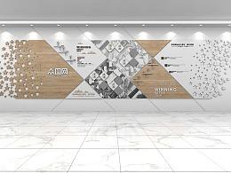 走廊企业文化墙